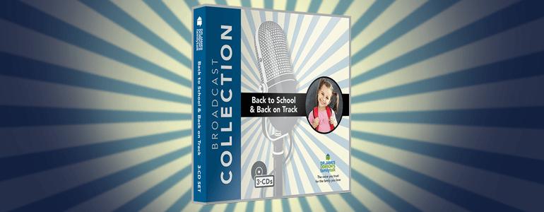 Back-to-School & Back on Track 3-CD Set